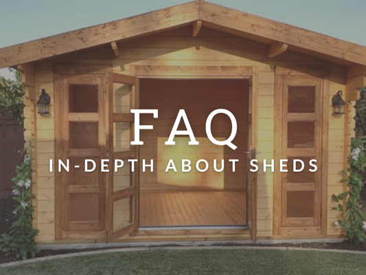 Garden Shed Kit FAQ