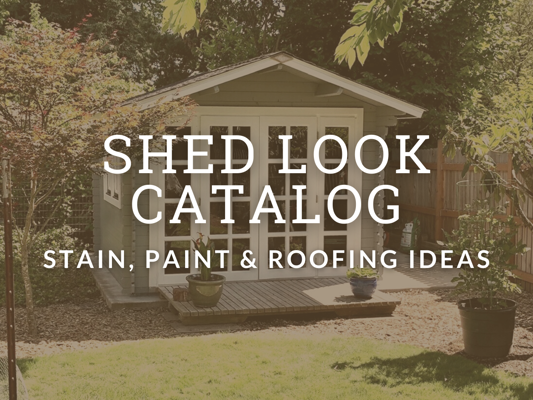 Shed Look Catalog